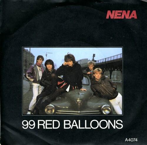 Nena - 99 Red Balloons (1984)