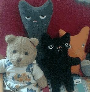 Lili, Lola, Lolo et Nounoursette