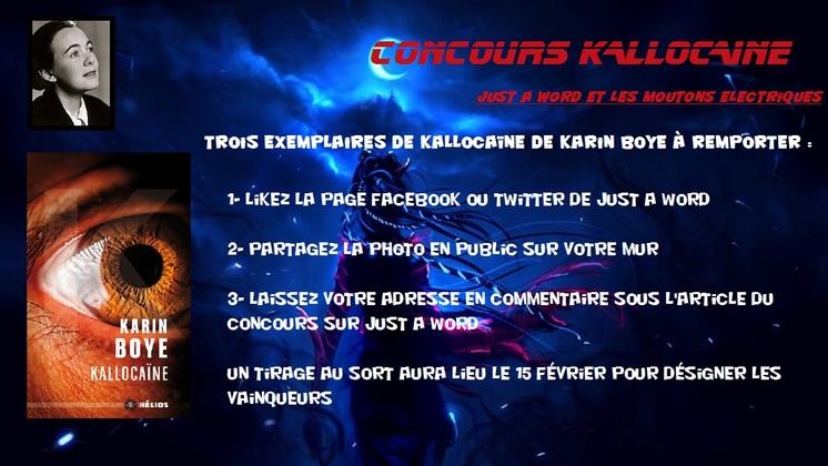 [Concours] Kallocaïne