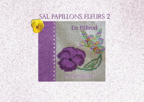 Sal papillons fleurs 2