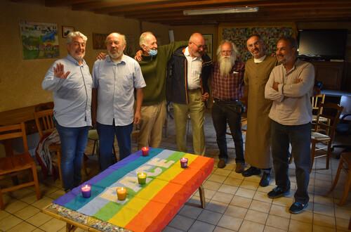 événement N°4 des 40 ans : une rencontre interconfessionnelle