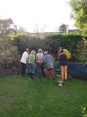 C'était le Noël des jardiniers