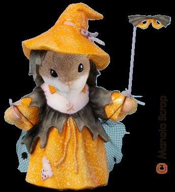 L' Halloween des petites souris