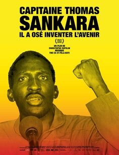 CAPITAINE THOMAS SANKARA  (film)