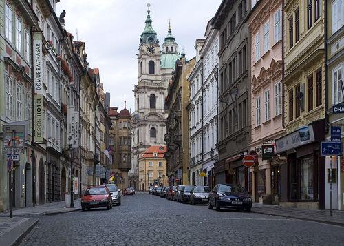 Patrimoine mondial de l'Unesco : Centre historique de Prague - 2ème partie.