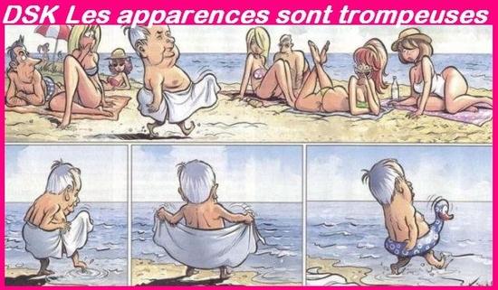 dsk apprence trompeuses