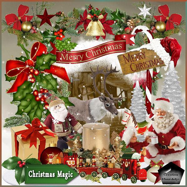 Kit Christmas Magic