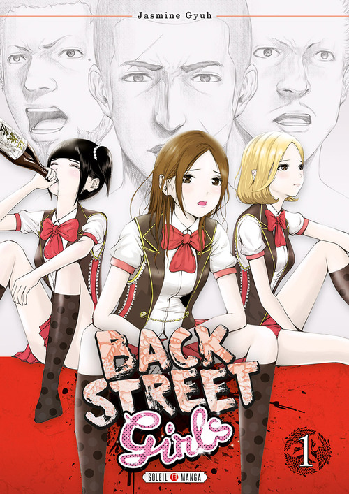 Back street girls - Tome 01 - Jasmine Gyuh