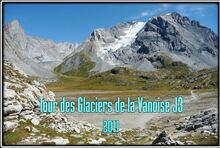 Tour des glaciers de la Vanoise J3 Du Refuge de la Valette au Refuge du Col de la Vanoise