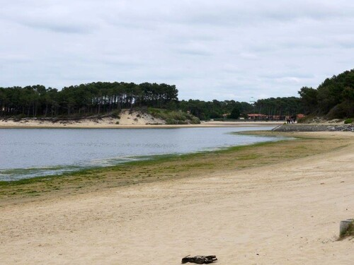 Lac Marin depuis Soustons