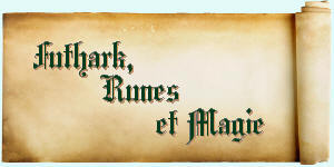 futhark, runes