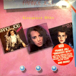 France Joli - Greatest Hits - Complete LP