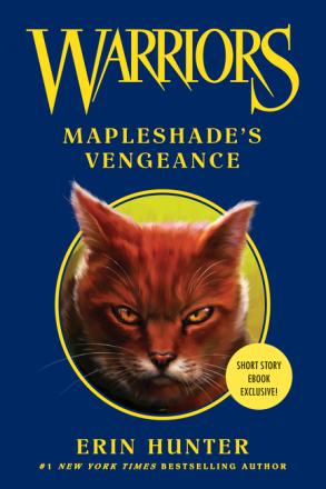 """Couverture de """"Mapleshade's Vengeance"""" révélée !"""