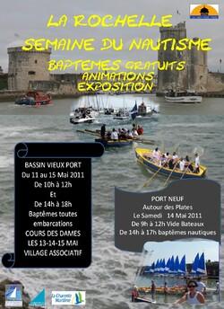 Semaine du nautisme 2011 La Rochelle