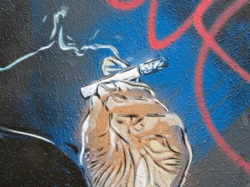 C215 armoires electriques street-art quai 13è fumeur cigar