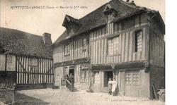 LES REMPARTS DE MONTREUIL-L'ARGILLE (Eure)