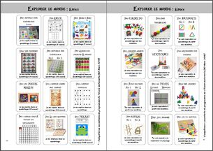 cahier progrès version 2015