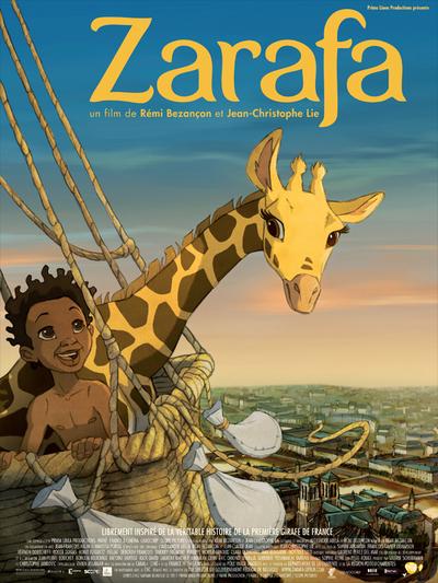 """La découverte de """"Zarafa"""""""