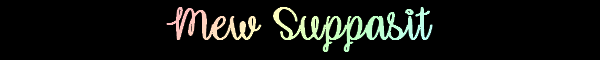 Mew Suppasit