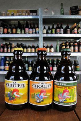 Brasserie d'Achouffe (Belgique)