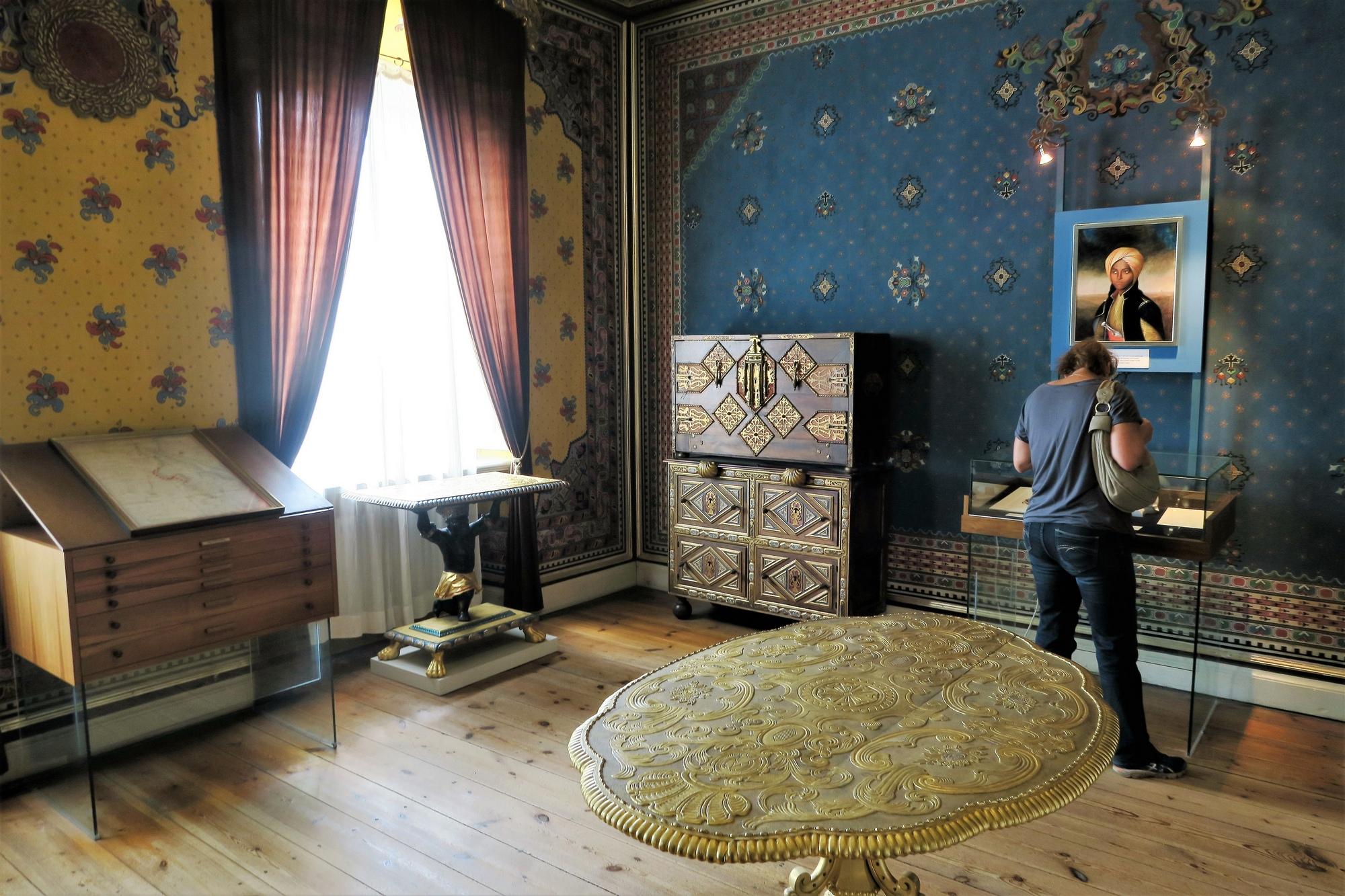 Le château de BRANITZ (2)