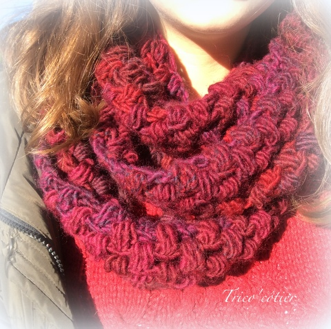 Snood Bubble du Chouette Kit