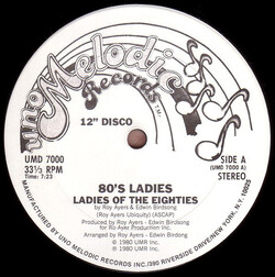 80's Ladies - Ladies Of The Eightees