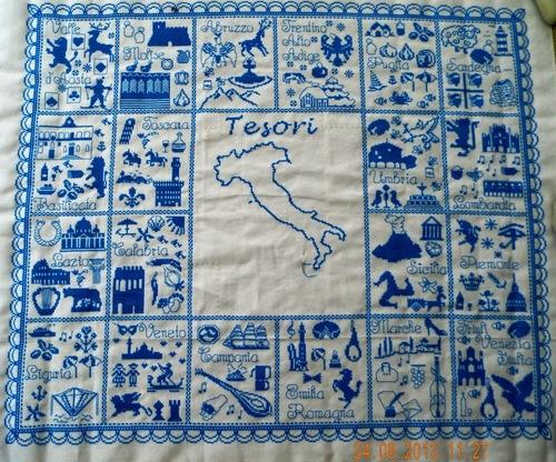 Tesori d'Italia 21 : Italia