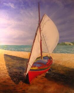 Barque Catalanne
