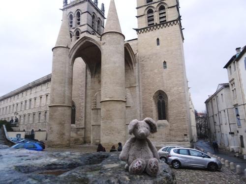1er zanvier à Montpellier