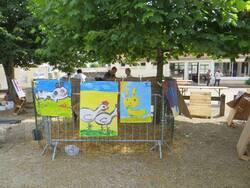 Peinture en plein air - samedi 13 juin 2015
