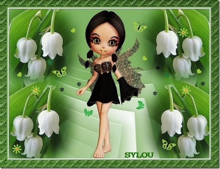 Joli mois de mai avec Sylou !