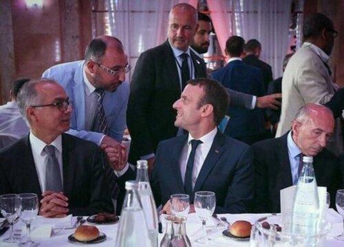 L'effet Macron ça se voit en France.