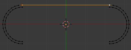 Sélectionner 2 vertices puis appuyer sur  F pour faire un côté