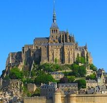 Mont Saint-Michel _1