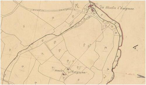 L'attaque du Moulin Chaigneau....