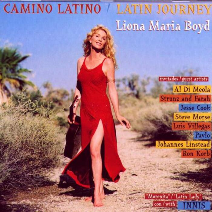LIONA BOYD & INNIS - Morenita, Album, Camino Latino.  MUSIQUE VIDÉOS (Rubrique)