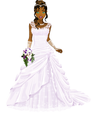 La robe Virginia