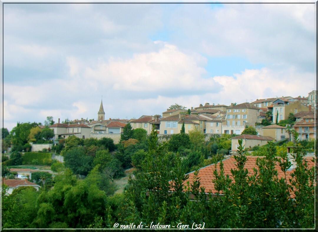 Lectoure - Villes et villages du Gers - 32 (2)