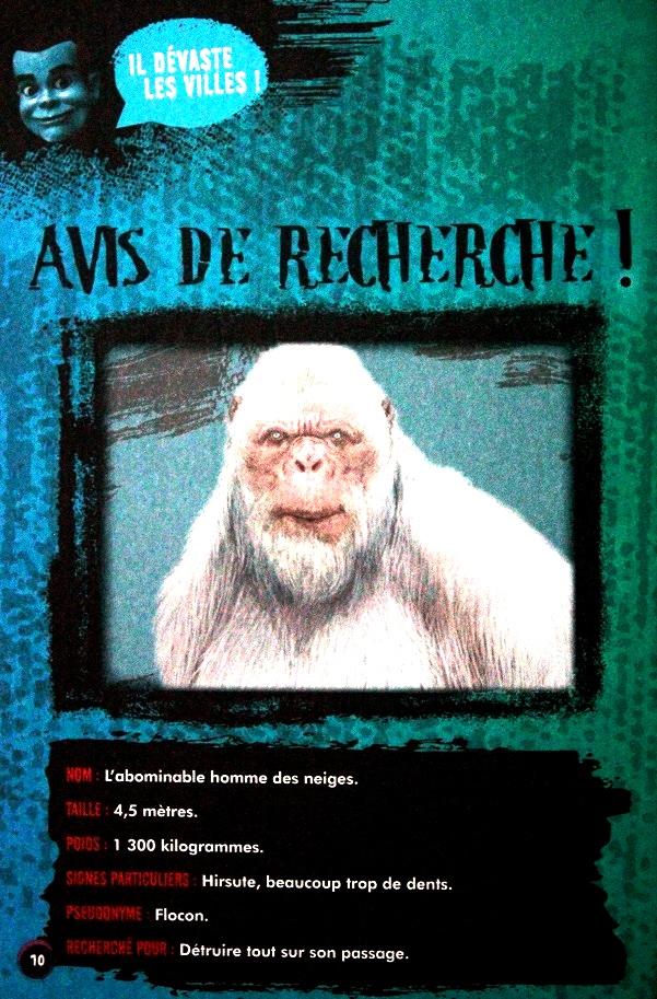Labyrinthe Monstrueux Le Livre Jeux Chair De Poule