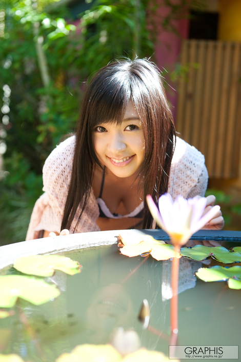 "WEB Gravure : ( [Graphis] - | Gals - Special Contents / GRAPHIS GIRLS - Special Gallery vol.02 | Nana Ogura/小倉奈々 : Special location Australia ""3day Pink Framingo"" )"