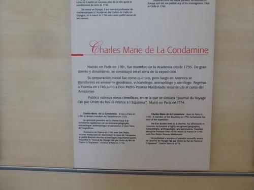 """5 ème jour, """"la Mitad del Mundo"""" 2/2"""