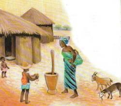 AFRIQUE - EPAMINONDAS