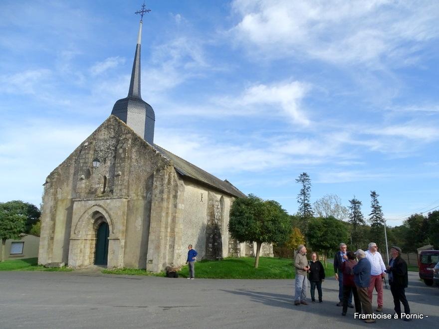 Fontaine Bouillonnante à Fréligné  - Touvois - 85 -