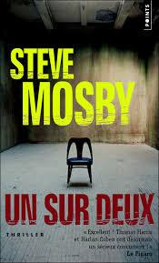 UN SUR DEUX de Steve Mosby