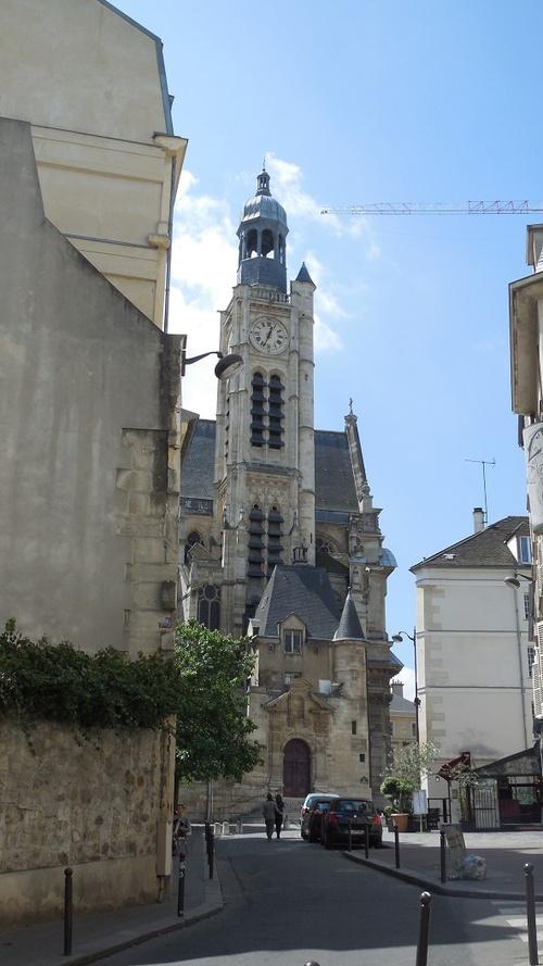 Eglise Saint-Etienne-du-Mont