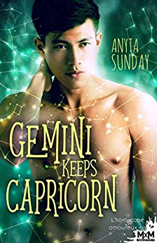 Gemini keeps Capricorn d'Anyta Sunday