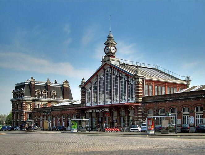 Image illustrative de l'article Gare de Tourcoing
