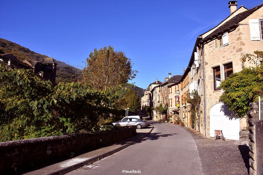 Brousse le Château - Aveyron
