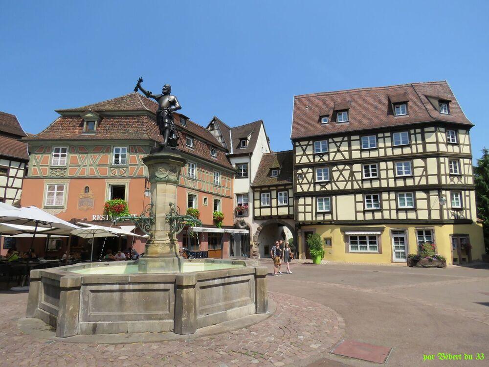 la ville de Colmar - 3